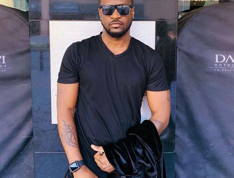 Peter Okoye: I'm N48M Richer Over Chelsea Victory The Singer Says
