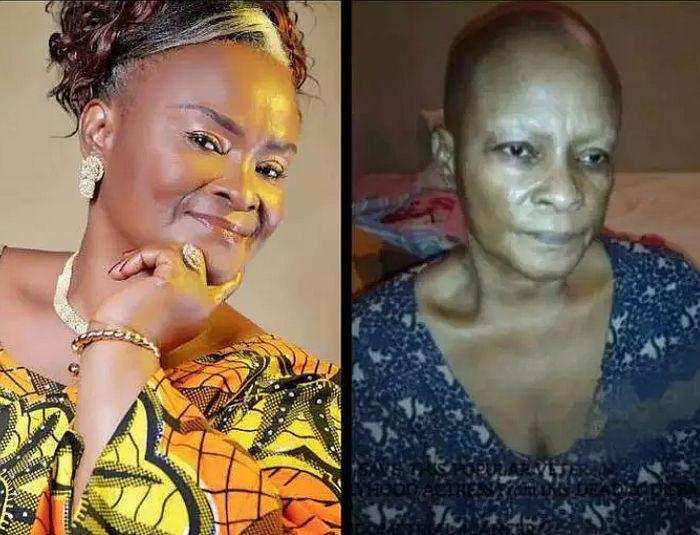 Nollywood Star Ify Onwuemene Dies Of Cancer