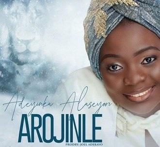 "Adeyinka Alaseyori renowned Nigerian gospel singer returns with a spiritually lifted gospel inspirational song ""Oniduromi Ese O"" Mp3 (Arojinle)."