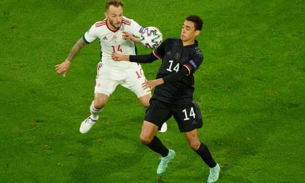 Euro 2020: Klopp predicts Germany Over England