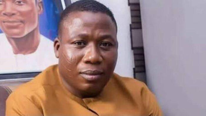 Breaking News Sunday Igboho Arrested in Cotonou
