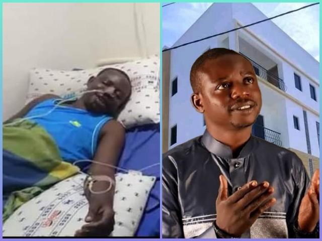 Okele Yoruba Nollywood Actor In Sickbed Seek For Financial Help (Video)