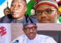 Independence Day —Buhari Speaks Reveals Sponsorers Of Nnamdi Kanu And Sunday Igboho Secessionists